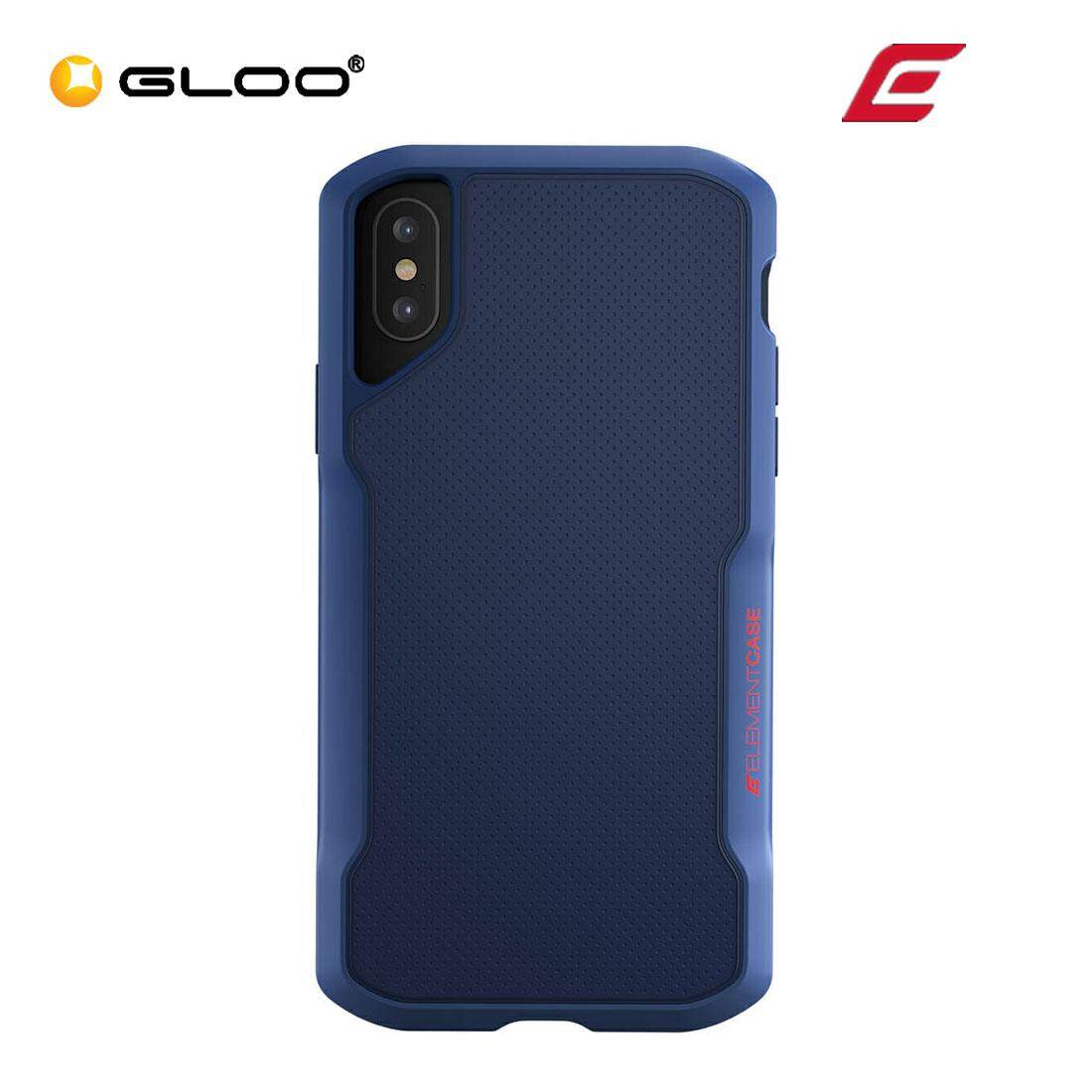 Element Case - Shadow (Xs Max) - Black/Blue/Green
