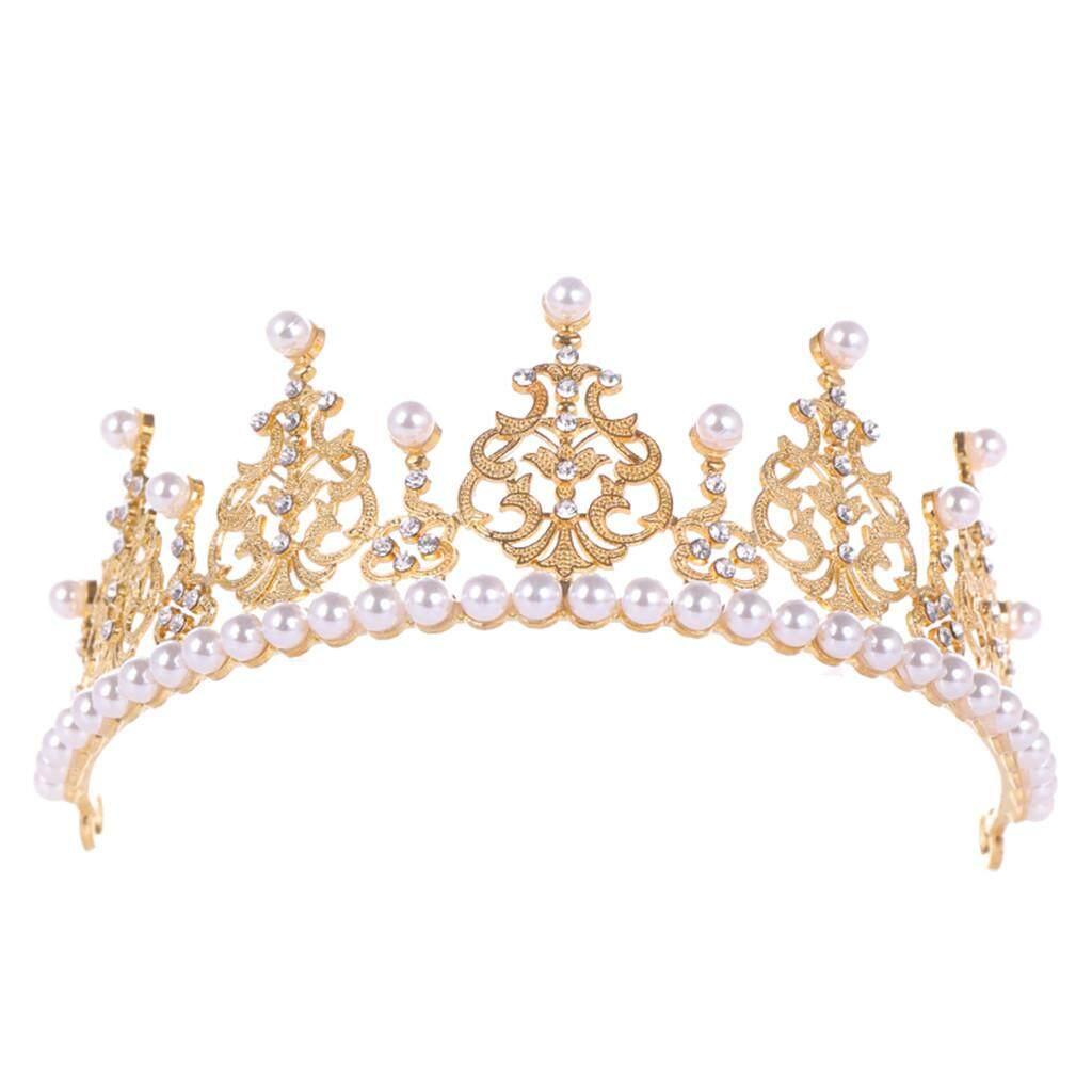 Detail Gambar Mahkota Elegan Penuh Zircon Gemuruh Hiasan Kepala Anting-anting Ikat Kepala Perhiasan Perempuan 2019 Penjualan Terlaris Membebaskan Terbaru