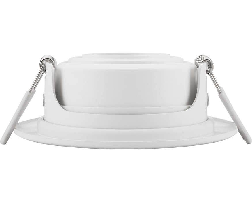 PHILIPS 59722 Esscus 069 5W 27K WH recessed LED