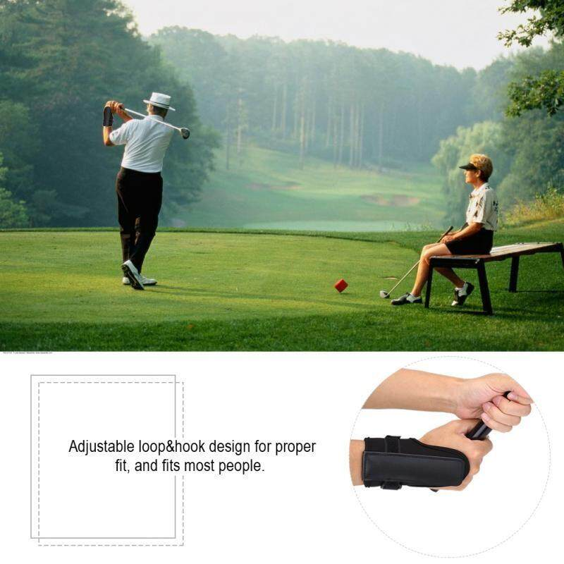 Golf - Golf Swing Training Aids Straight Practice Wrist Brace Trainer Corrector Golfer