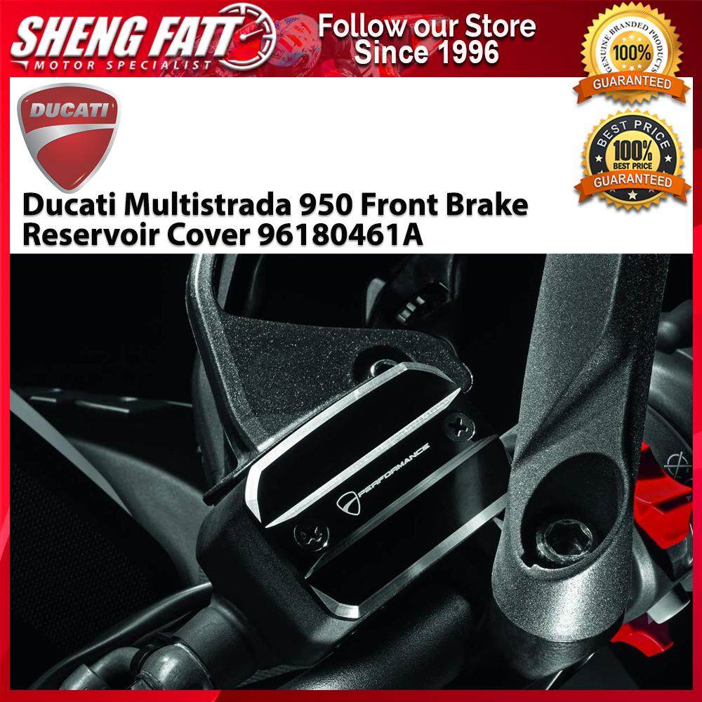 Ducati Multistrada 950 Front Brake Reservoir Cover 96180461A