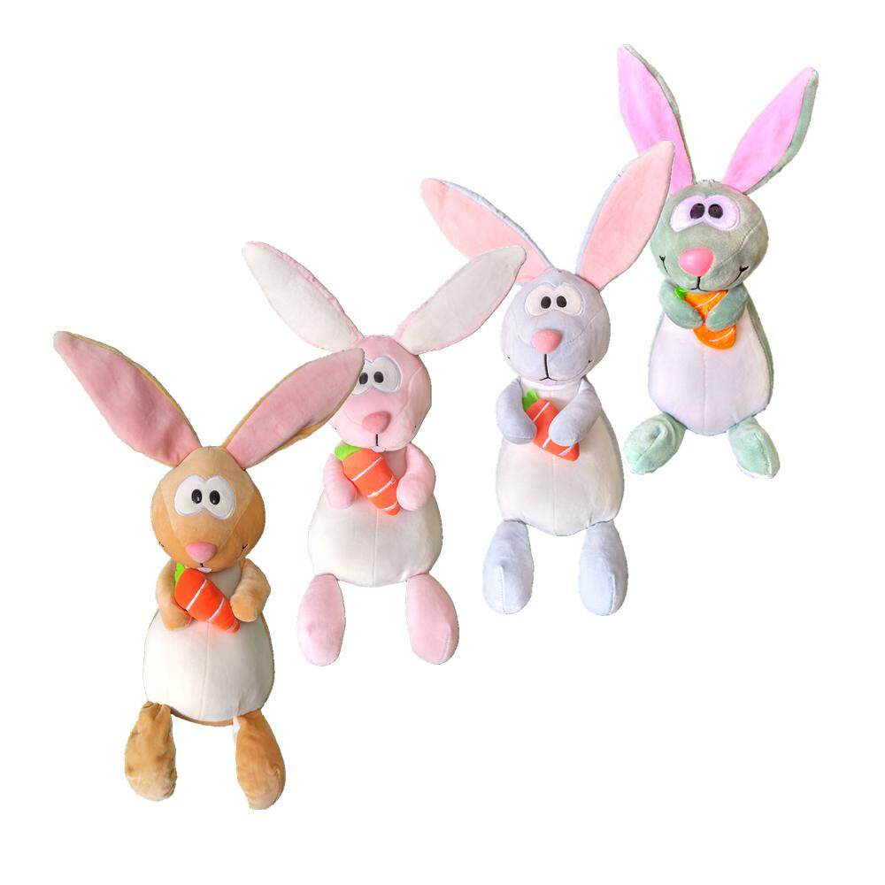 Maylee Sweet Soft Plush Rabbit Blue / Brown / Green / Pink [ 27 cm / 61 cm] toys for girls