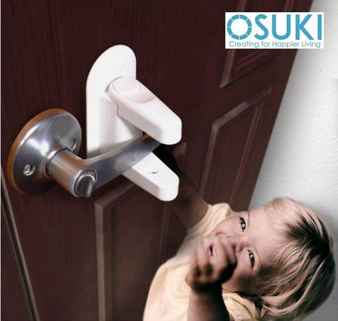 OSUKI Door Window Child Safety Lock (2 Units)