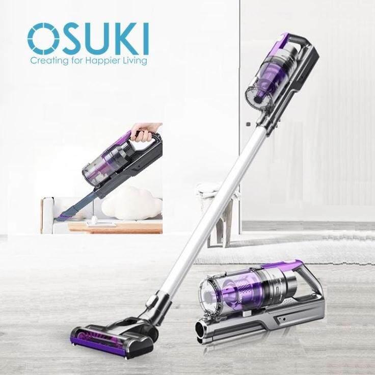 OSUKI Cordless Wireless Vacuum Cleaner (7 in 1 Stick & Handheld Designed)