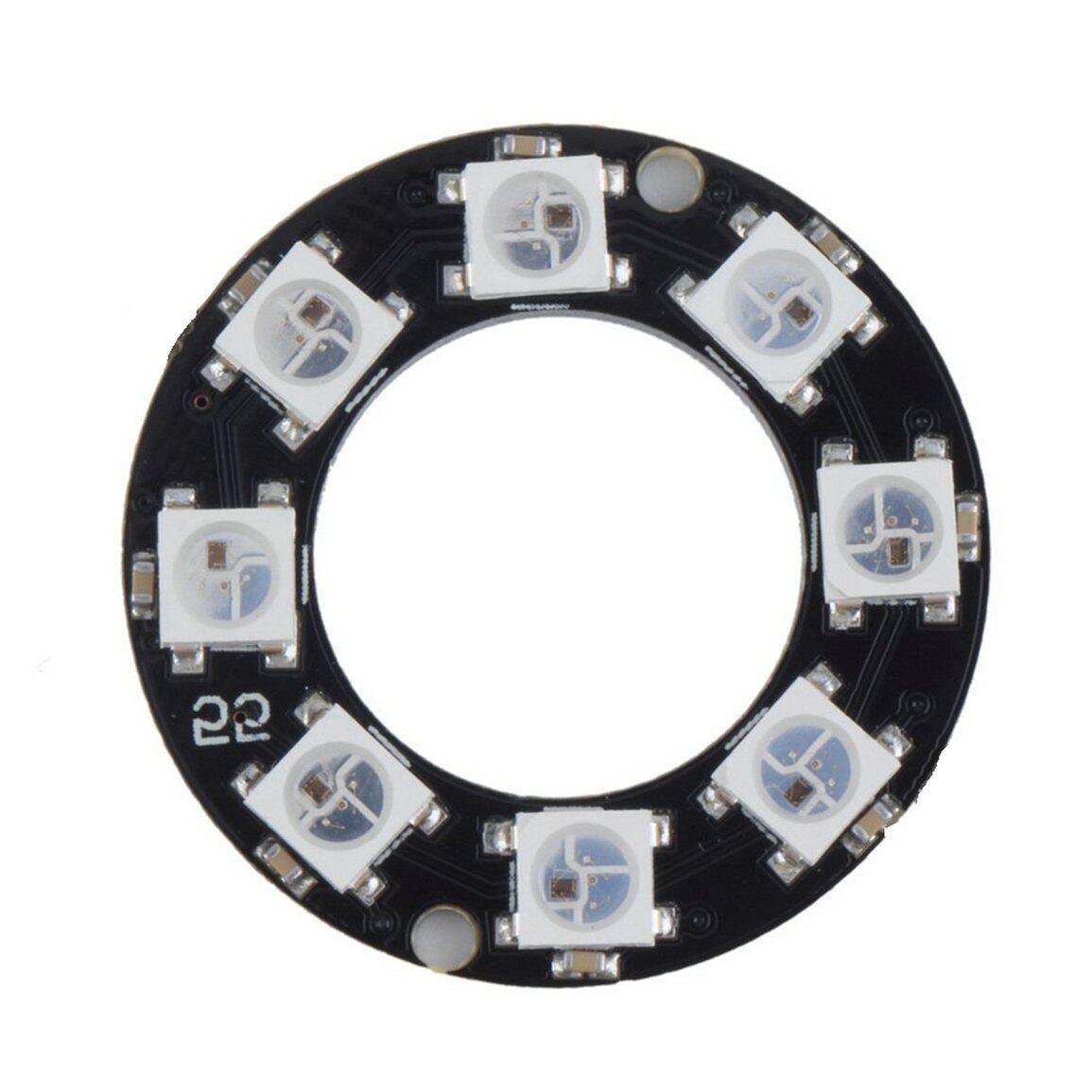 Vòng LED RGB bán chạy nhất WS2812 5050 RGB LED cho Arduino