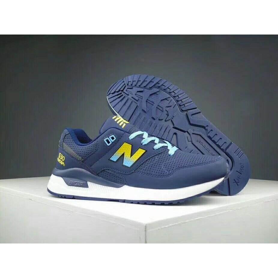 ยี่ห้อนี้ดีไหม  ลำปาง Women s_&_men s_shoes_new_Balance_NB530_sneakers_sports_shoes_running_shoes