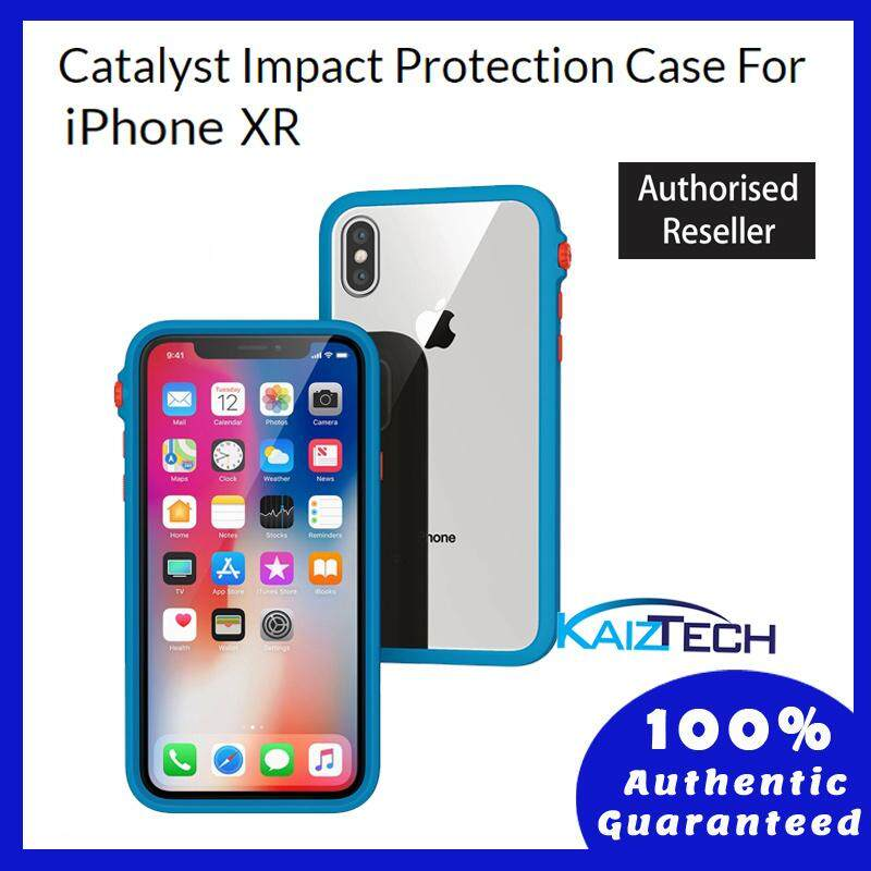 buy popular b9486 a325a Original Catalyst IMPACT PROTECTION CASE FOR IPHONE XR (Blueridge/Sunset)