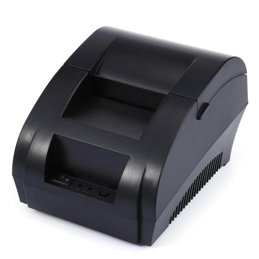 ZJ - 5890K PORTABLE 58MM USB POS RECEIPT THERMAL PRINTER