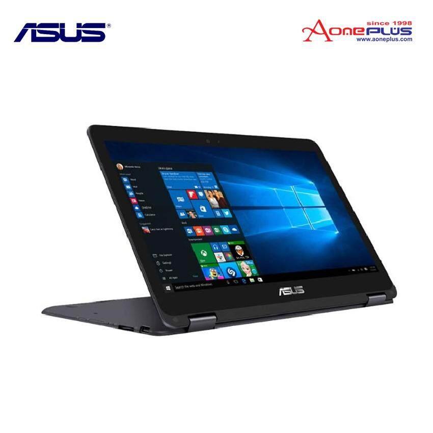 """Asus ZenBook UX360C-AC4151T (Grey) 13.3"""" FHD Touch Flip Ultrabook"""