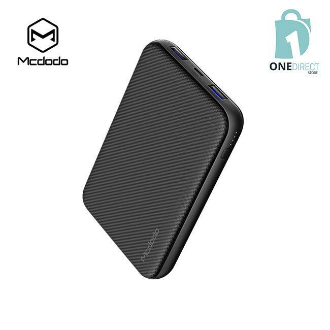 Mcdodo 10000mAh QC3.0 + PD Fast Charging Power Bank - MC501
