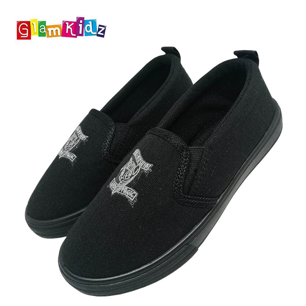 My Little Pony School Shoes (Black) #3-1151