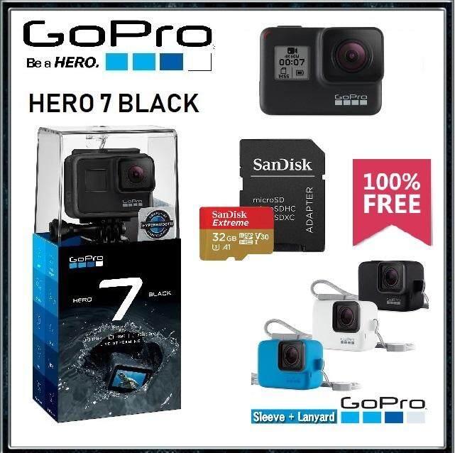 GoPro Hero 7 Black [FunSportz Malaysia Warranty]