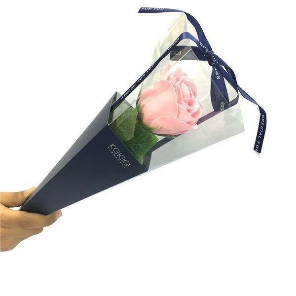 Beautiful Rose Flower Gift 39cm Pink