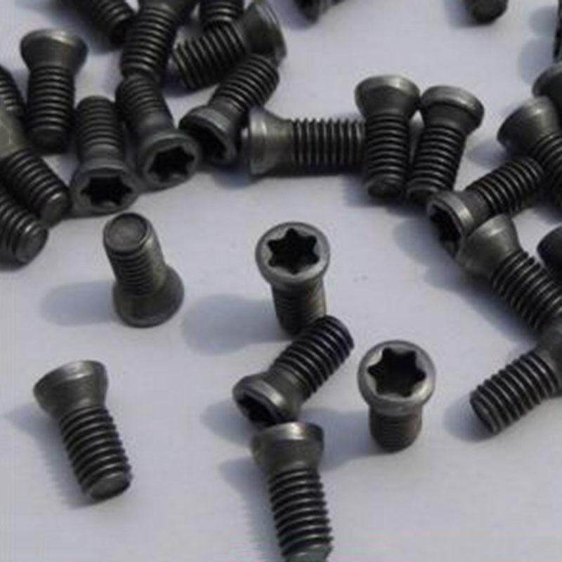 10pcs M2.5 x 5mm Insert Torx Screw for Carbide Inserts Lathe Tool screws