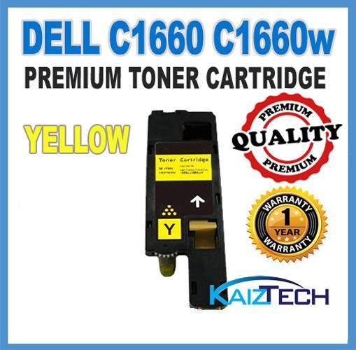 AAA Super Grade DELL C1660w C1660 1660 Premium Compatible Toner Cartridge 1660
