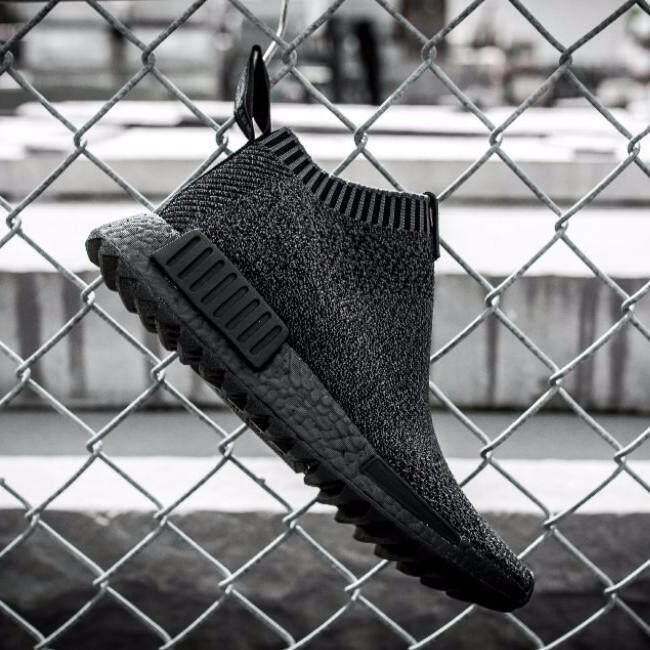 ยี่ห้อนี้ดีไหม  สมุทรปราการ Original Good Will Out x Adidas Consortium NMD CS1 PK รองเท้าลำลอง