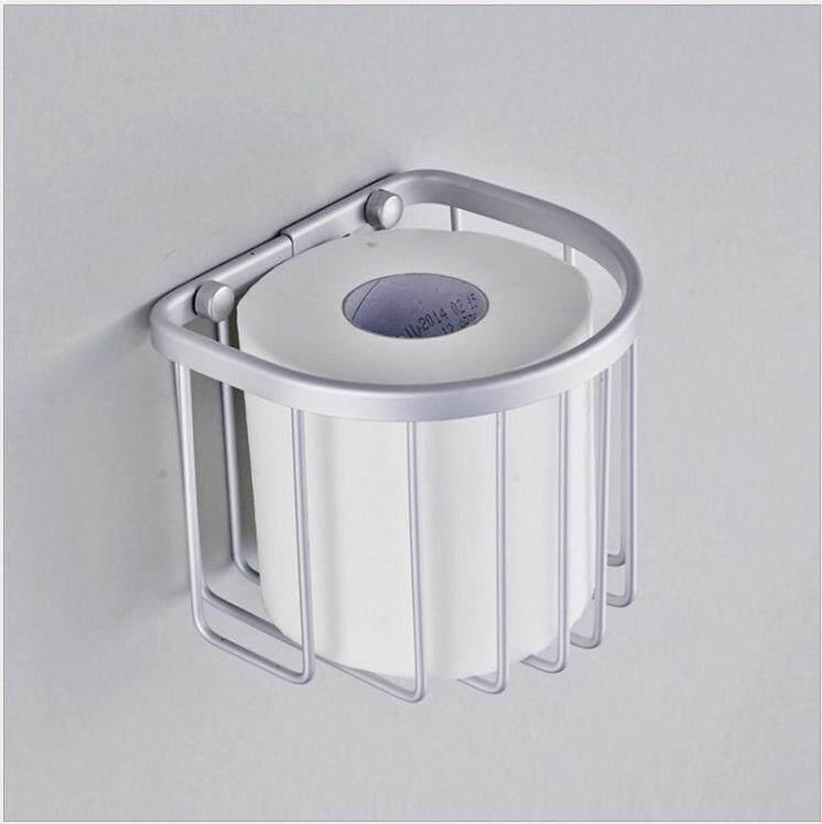 Aluminum Kitchen Tissue Holder Hanging Bathroom Toilet Roll Paper Holder 900