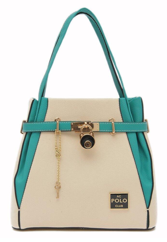 Angel Court Polo Shoulder Bag
