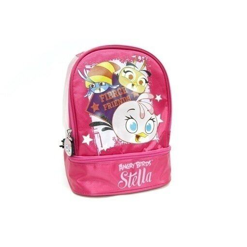 Angry Birds Stella Lunch Bag - Pink colour