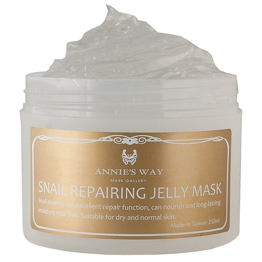 Annie's Way Snail Repairing Jelly Mask 250ml
