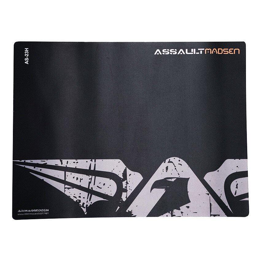 "Armaggeddon Assault As-23H Madsen 23"" Mousepad"