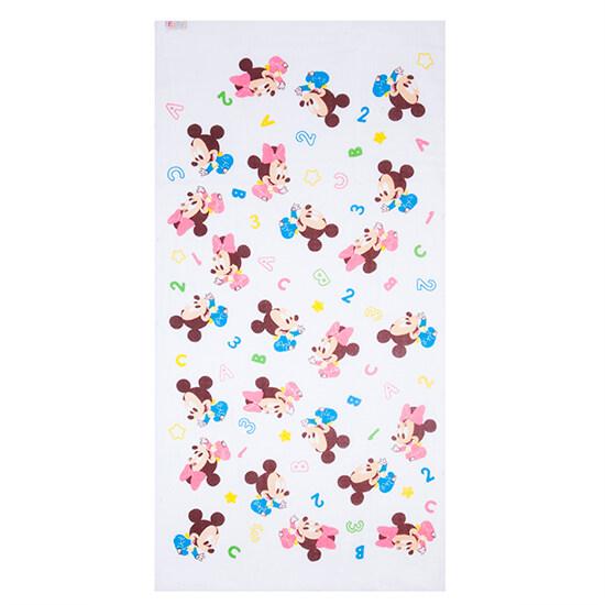Autumnz - Baby Bath Towel (Learn With Minnie)