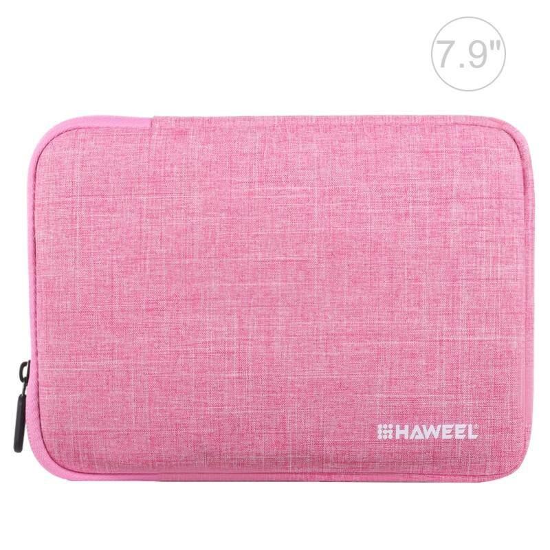 HAWEEL 7.9 inch Đựng Dây Kéo Cặp Túi Đựng Máy, dành cho iPad Mini 4/iPad Mini 3/iPad Mini 2/iPad Mini, Galaxy, Lenovo sony, Xiaomi Huawei Máy Tính Bảng 7.9 inch (Xám)