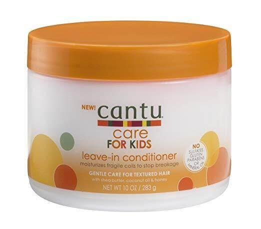 [ iiMONO ] Cantu Care for Kids Leave-In Conditioner, 10 oz