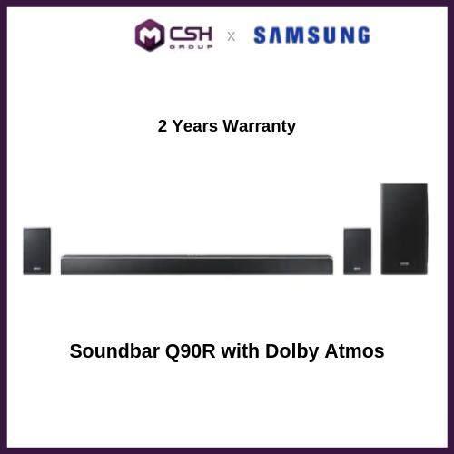 Samsung Soundbar Q90R with Dolby Atmos HW-Q90R/XM