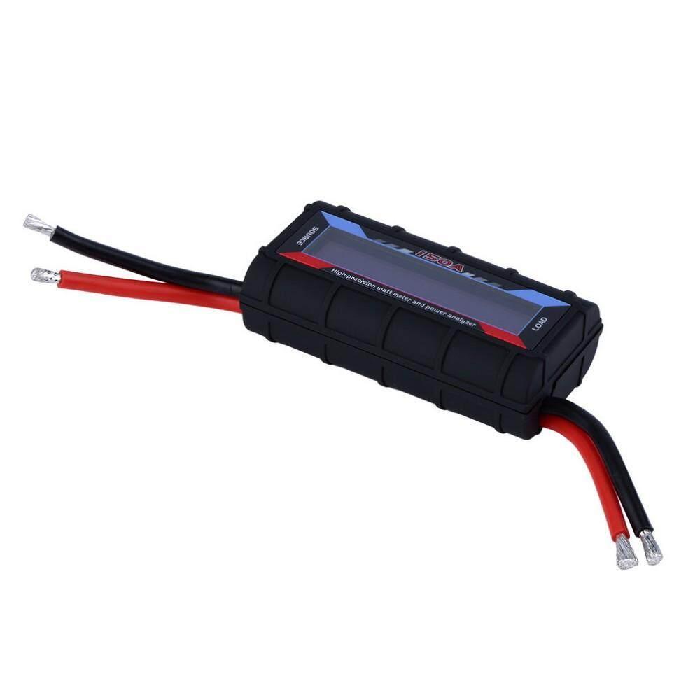 6.5V-60V 130A 150A LCD G.T Power RC Watt Meter Tester and Power Analyzer - 130A / 150A