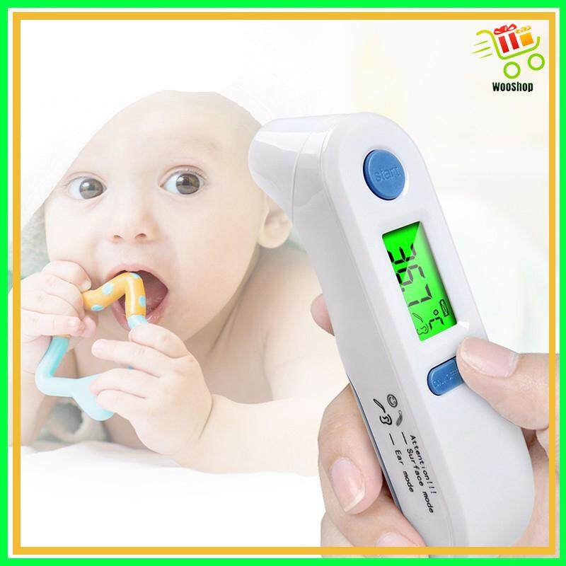 TF-800 Thermometer Digital Fever Body Care Infrared Ear Forehead Thermometer