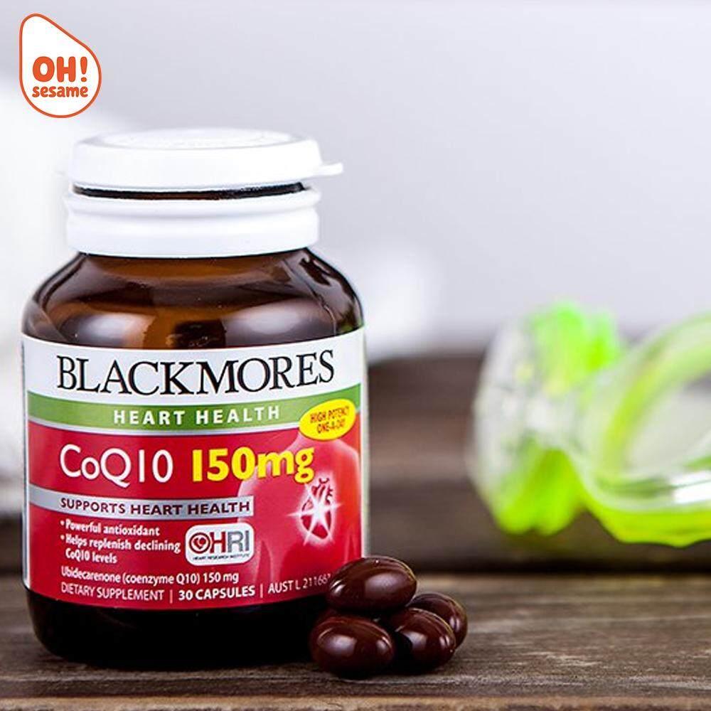 Blackmores CoQ10 150mg 30 Tablets
