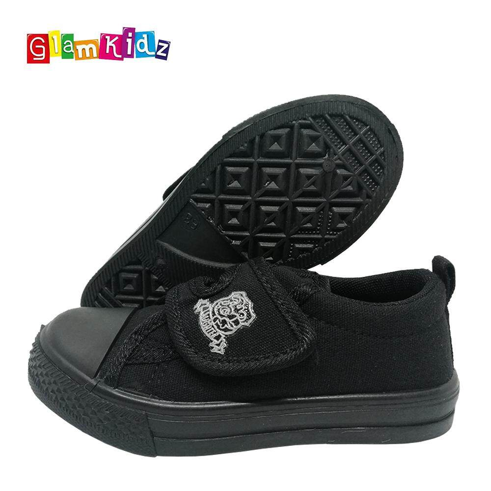 My Little Pony School Shoes (Black) #3-1150