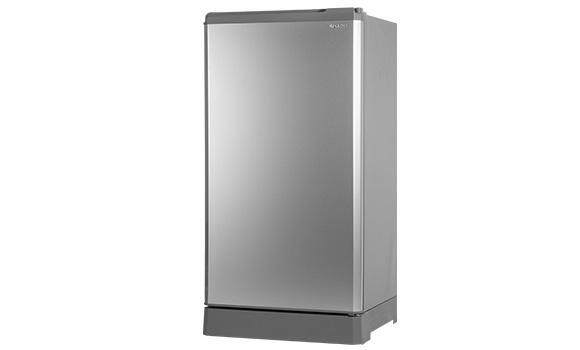 Sharp 165L Single Door Fridge SHP-SJD186MSL