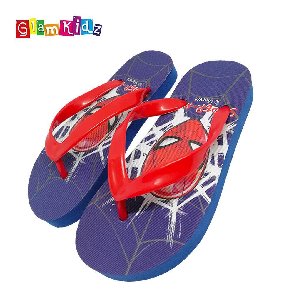 GlamKidz Marvel Avengers Spider-ManSlippers #2609