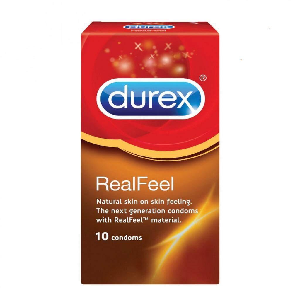 DUREX REALFEEL 10'S