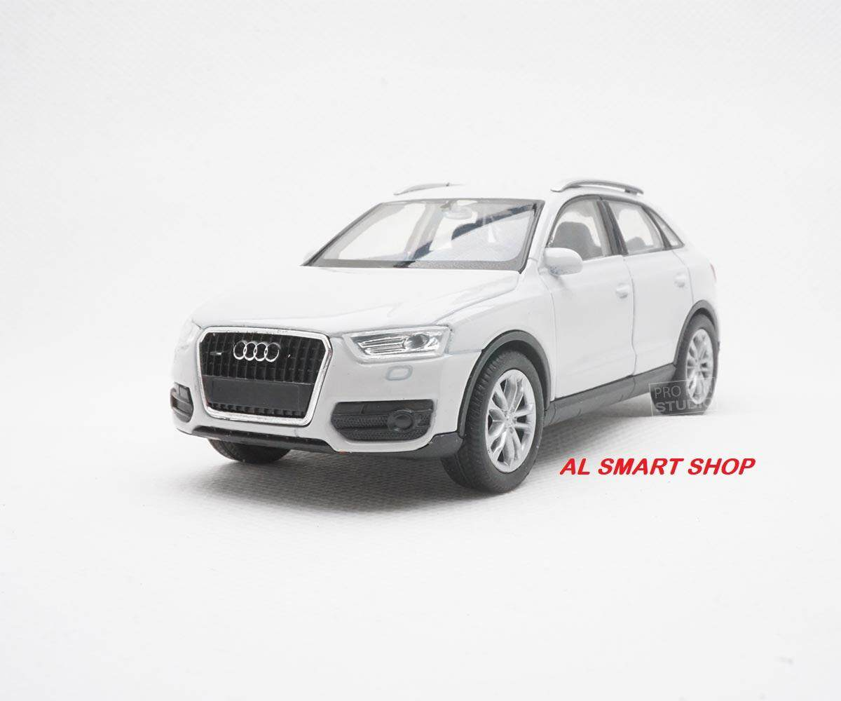 Welly Audi Q3 2012 1/36 1/32 1/34 Diescat Car model White Limited Stock in World