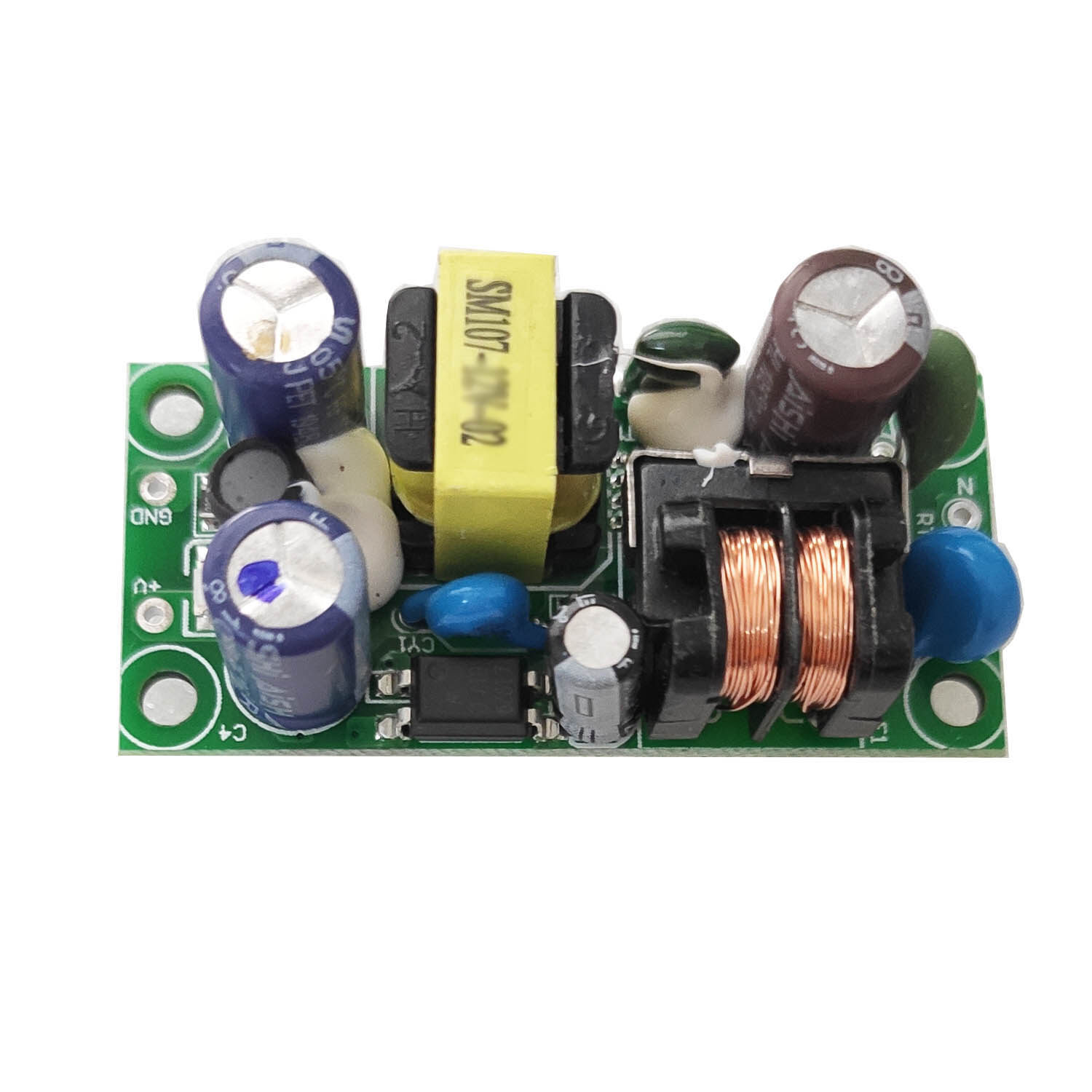 AC-DC 12V 5V 24V 9V Power Supply Buck Konverter Step Down Module AHS