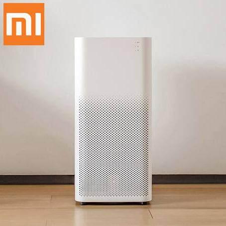 ยี่ห้อไหนดี  พิษณุโลก 【Free Shipping】ต้นฉบับ Xiaomi สมาร์ทเครื่องกรองอากาศ 2 พัดลม MINI ออกซิเจนไวรัสแบคทีเรียกลิ่นสะอาดสีขาว