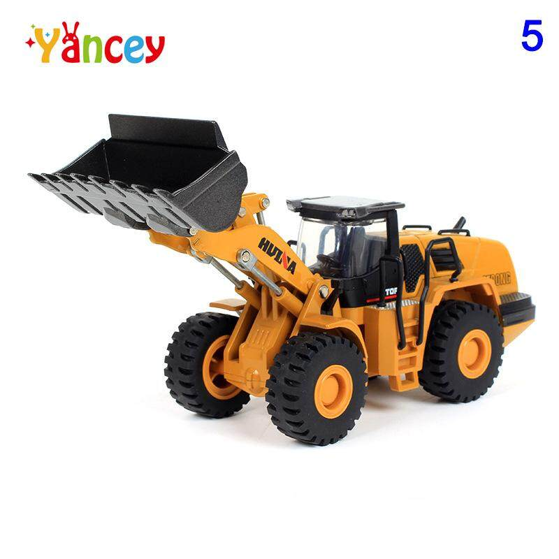 1:50 Scale Dump Truck Alloy Toy Diecast Construction Vehicle Car Lorry Model