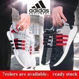 ยี่ห้อนี้ดีไหม  เชียงราย ✨คลังสินค้าพร้อม✨Ori Adidas EQT NMD รองเท้ากีฬาผู้ชายผู้หญิงรองเท้าผ้าใบแฟชั่นคนรัก BZ