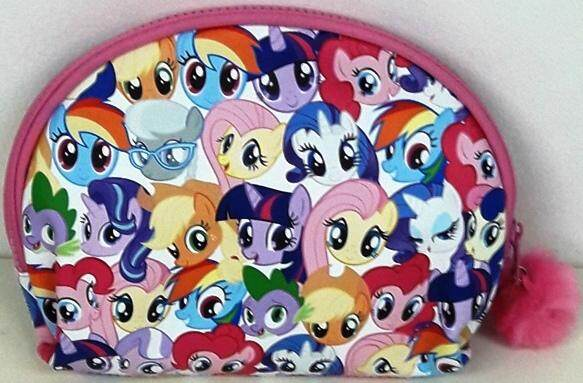 MLP PVC Pouch - Mini Pony - E