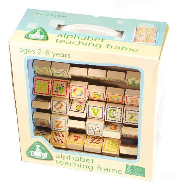 ELC Wooden Alphabet Teaching Frame