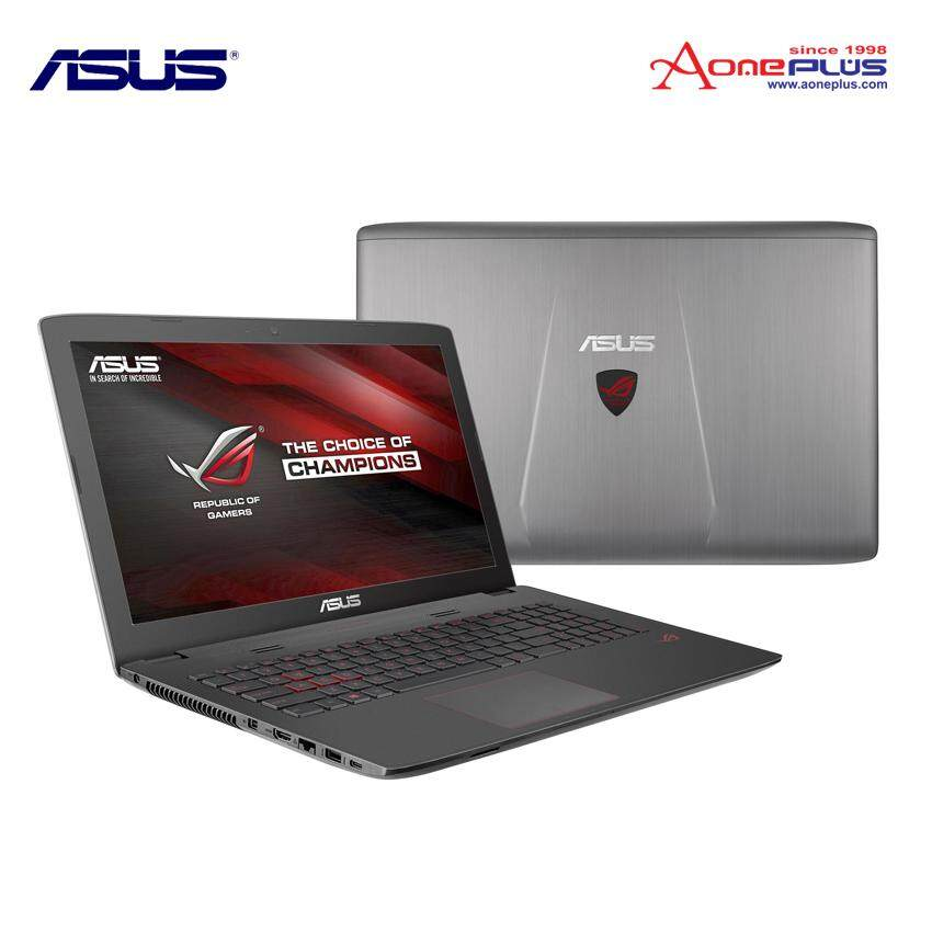"Asus ROG GL552V-WDM527T (Grey) 15.6""FHD Gaming Laptop + Free BackPack"