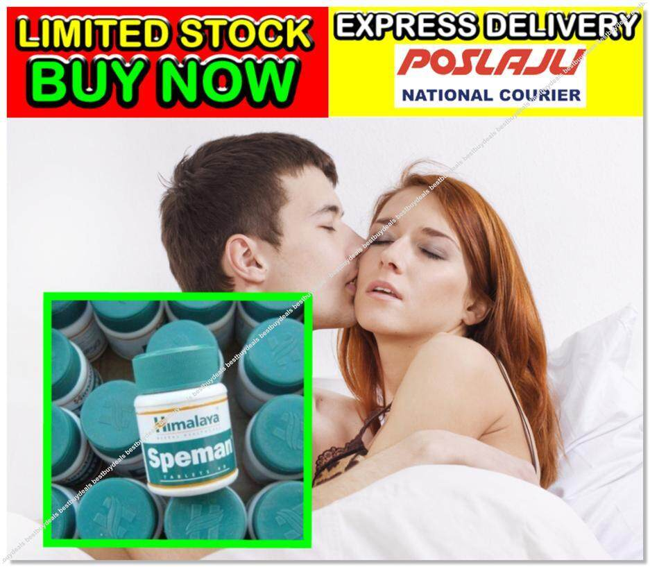Himalaya Speman tablet-60s For Male Health Readystock