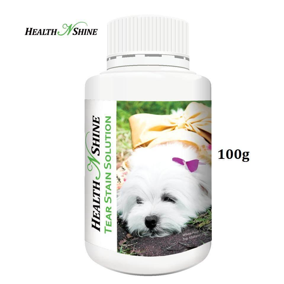 Health N Shine Tear Stain Solution 100g