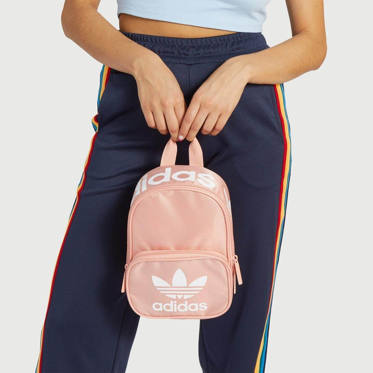 Adidas_Women Santiago Mini Backpack (Black/Pink)
