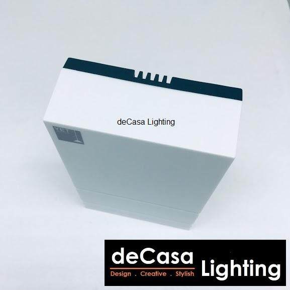 Wired Home Door Bell / Chimes - White Door Bell Decasa Lighting Ikea Style (YV-A308-WH)