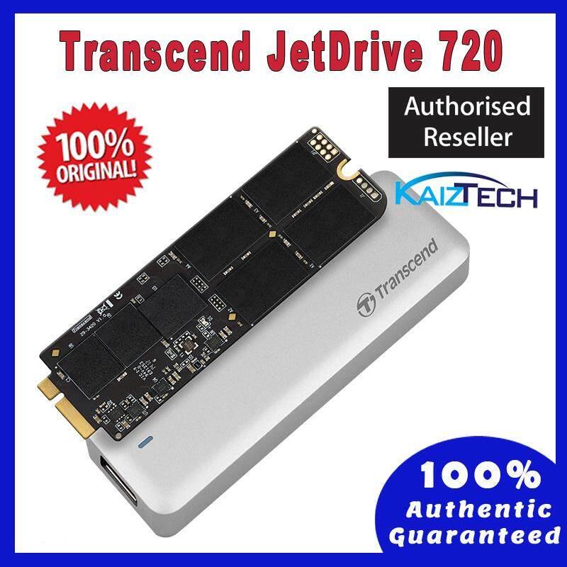 Transcend JetDrive 720 SATA III - MacBook Pro 13\' with Retina (Late 2012 - Early 2013) Jet Drive 720  240GB, 480GB, 960GB