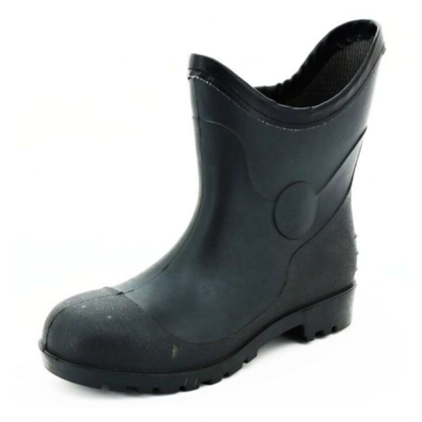 Bata Industrials Gumboot S4 (Black)